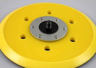 C-3672-6-Loch-Pad - 6-Hole-Velcro-Pad