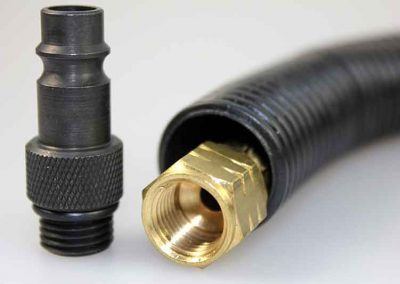C-3865-Abluftschlauch - Exhaust-Hose-+-Nipple