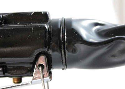 D-4135-Abluftschlauch600 519Rear-Exhaust-Hose