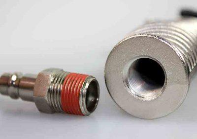 Z-040-Lufteinlass+Nippel - Air-Inlet+Nipple