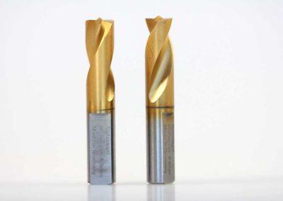 TIN für Spitznagel-Drill 8x46 mm